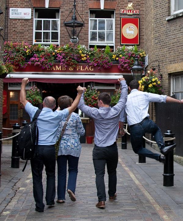 Pub explorer